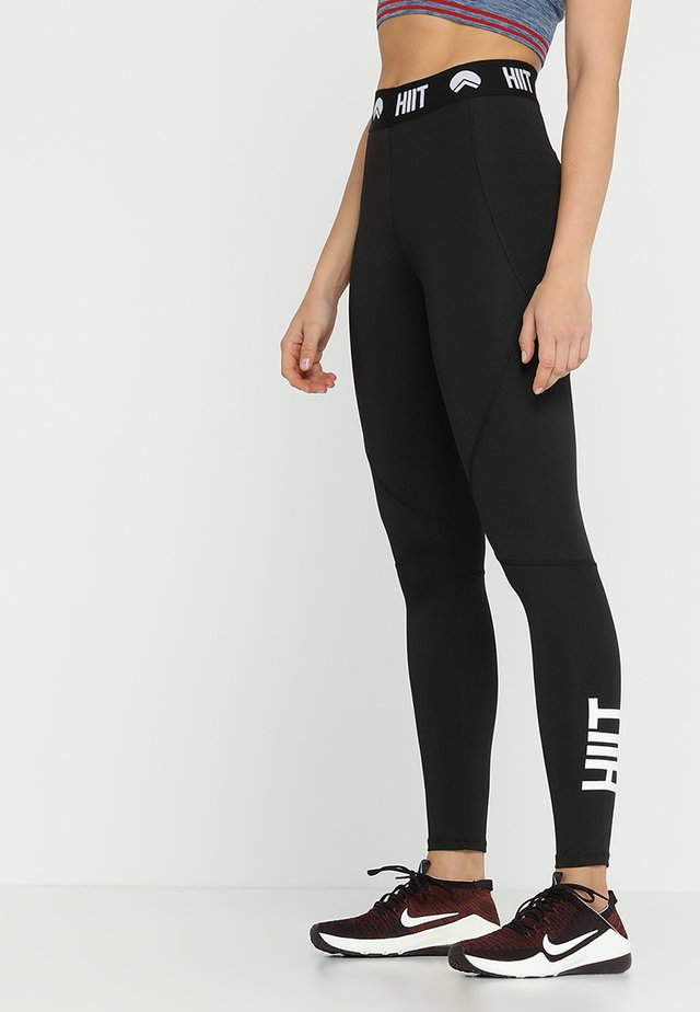 ESSENTIAL SPORTS - Collants - black