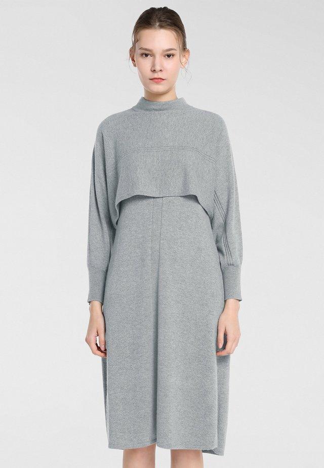 Vestido ligero - hellgrau