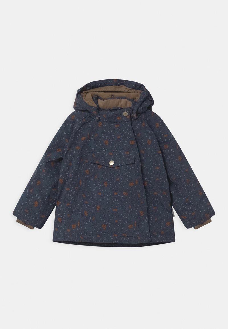 MINI A TURE - WANG UNISEX - Winter jacket - blue nights