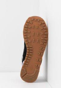 New Balance - WL574 - Sneakersy niskie - black - 6