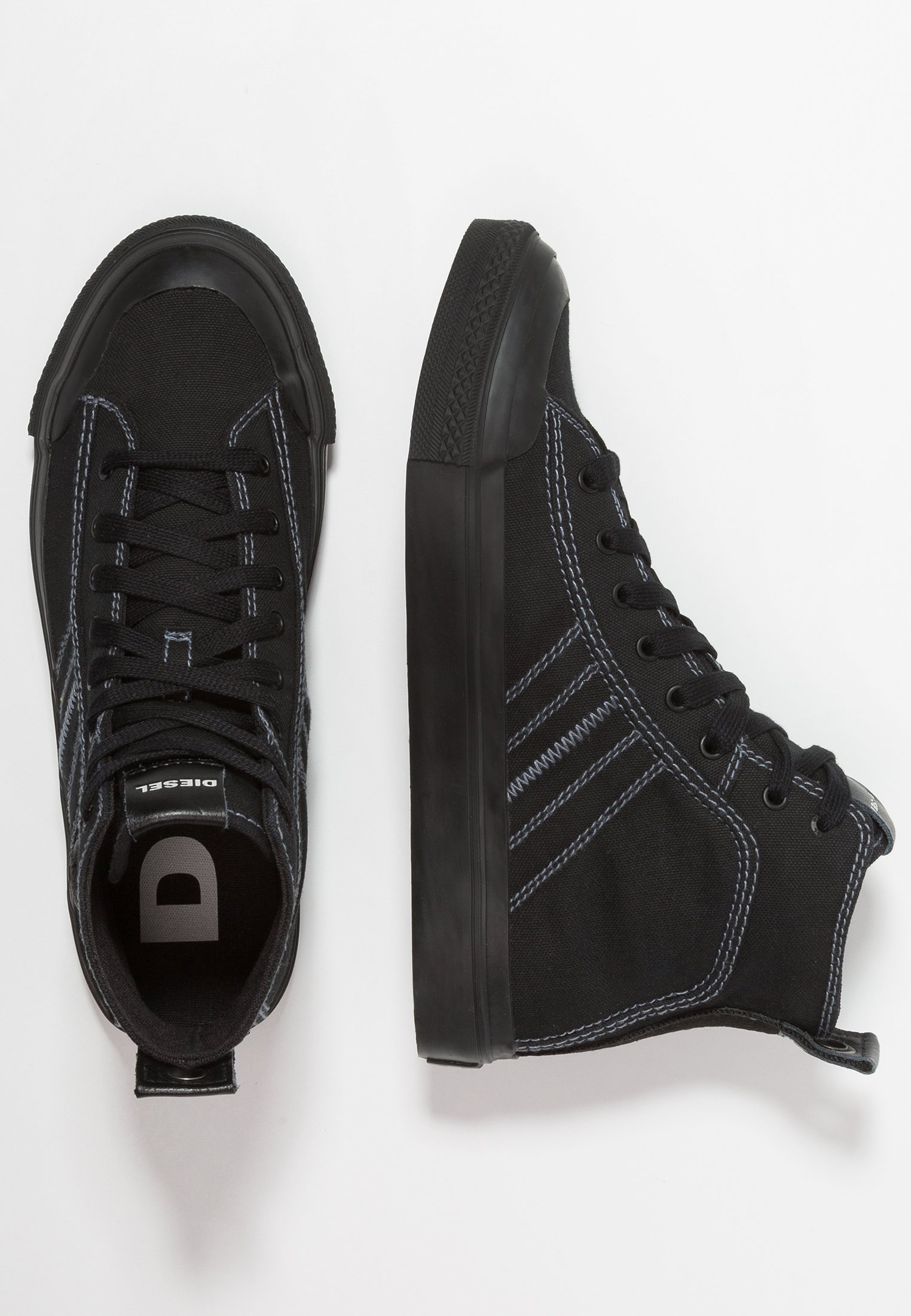 Men S-ASTICO MID LACE - High-top trainers