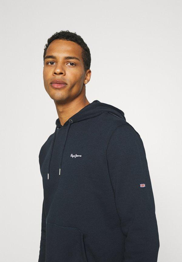Pepe Jeans TWO - Bluza z kapturem - admiral/granatowy Odzież Męska MITG