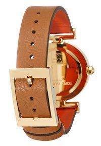 Tory Burch - THE SAWYER - Watch - braun/orange - 2