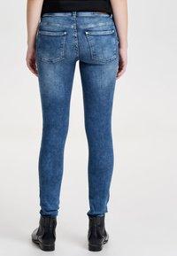 ONLY - CARMEN  - Jeans Skinny Fit - medium blue denim - 1