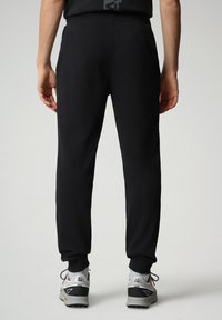 Napapijri - M-ICE - Tracksuit bottoms - black - 1