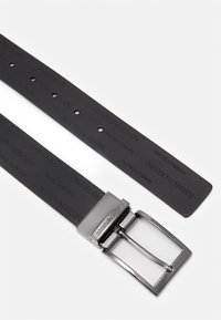 Emporio Armani - Belt - nero/blu - 3