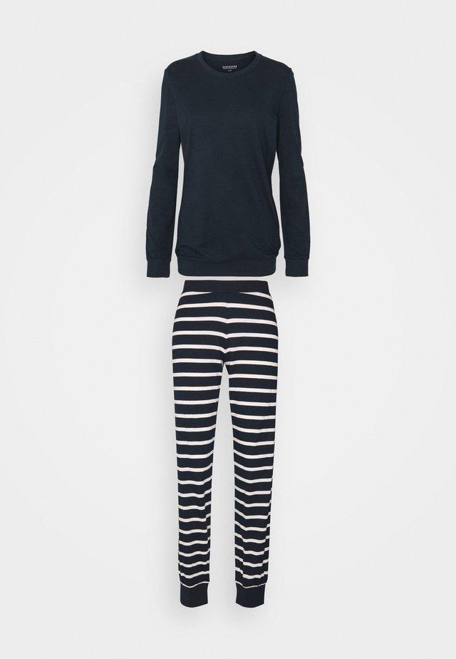 Pyjama - nachtblau