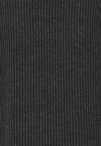 Noisy May Tall - NM LUCIE - Jumper dress - dark grey melange - 2