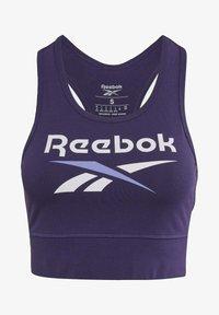 Reebok - REEBOK IDENTITY SPORTS BRA - Sports bra - purple - 5
