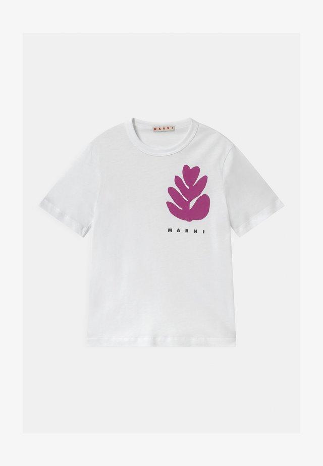MAGLIETTA - T-shirt print - white