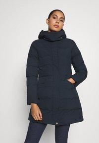 Icepeak - ANOKA - Winter coat - dark blue - 0
