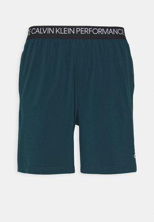 SHORT - Krótkie spodenki sportowe - blue