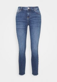 comma casual identity - Slim fit jeans - blue denim - 4