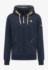 Schmuddelwedda - Zip-up sweatshirt - marine - 4