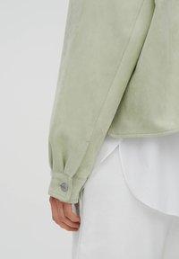 PULL&BEAR - Light jacket - light green - 3