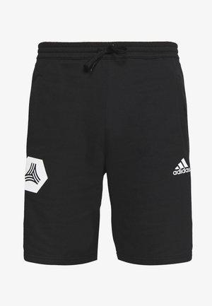 LOGO - Sports shorts - black