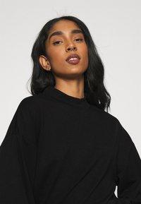 Vero Moda - VMALFIE DROP SHOULDER - Maglietta a manica lunga - black - 3