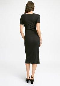 Kookai - Shift dress - z noir - 2