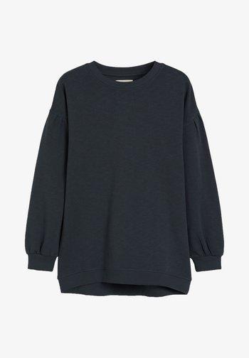 LONG SLEEVE LIGHTWEIGHT TOP - Sweatshirt - blue