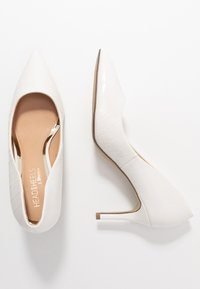 Head over Heels by Dune - AISLA - Pumps - white - 3