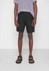 NN07 - CROWN - Shorts - black - 0