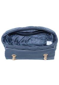 Valentino Bags - Taška spříčným popruhem - blue - 4