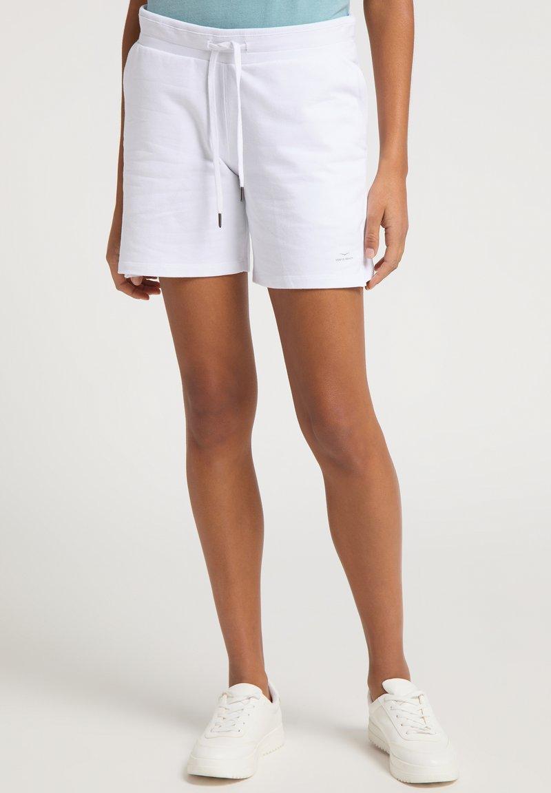 Venice Beach - Sports shorts - white