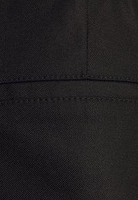Marc O'Polo - ELASTIC AT BACK - Áčková sukně - black - 2