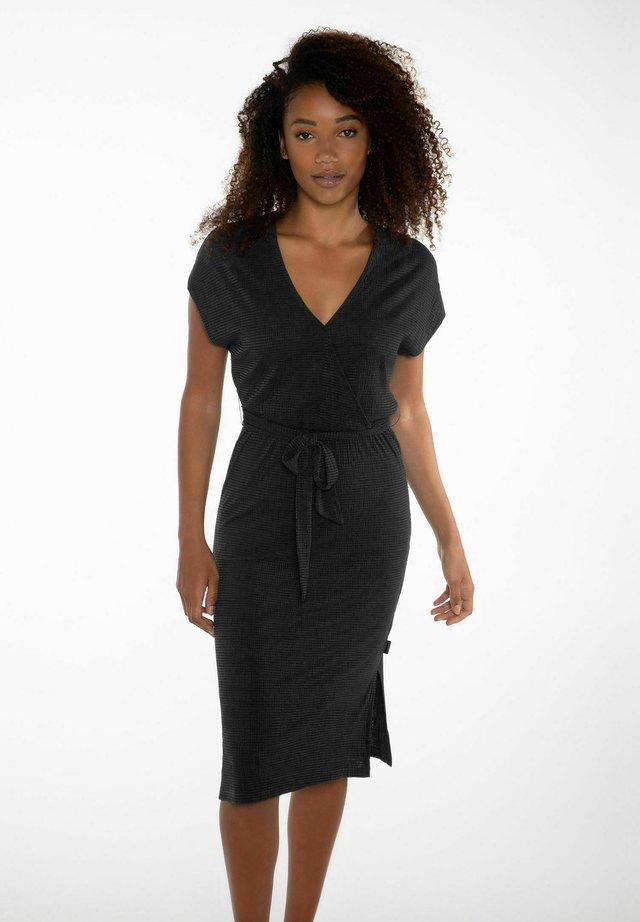 NADIA - Korte jurk - true black