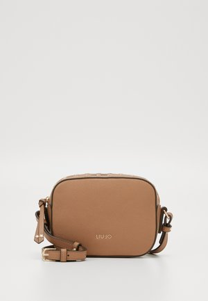 CROSSBODY - Across body bag - tan