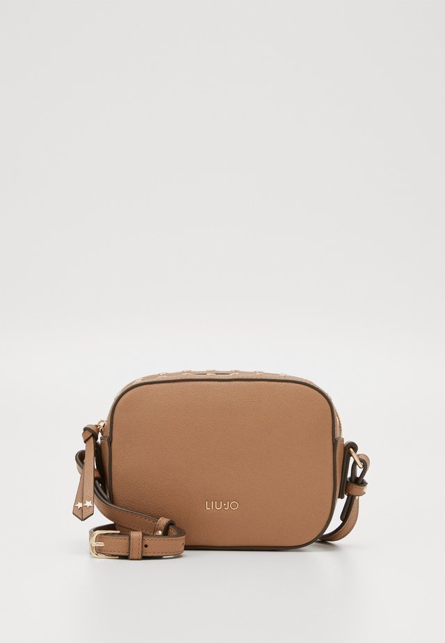 CROSSBODY - Bandolera - indian tan