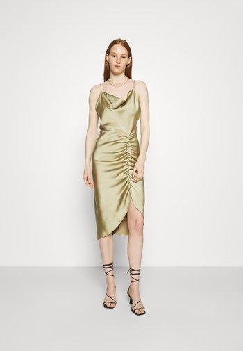 DAPPLES DRESS  - Vestido de tubo - sage green