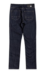 DC Shoes - Straight leg jeans - indigo rinse - 1