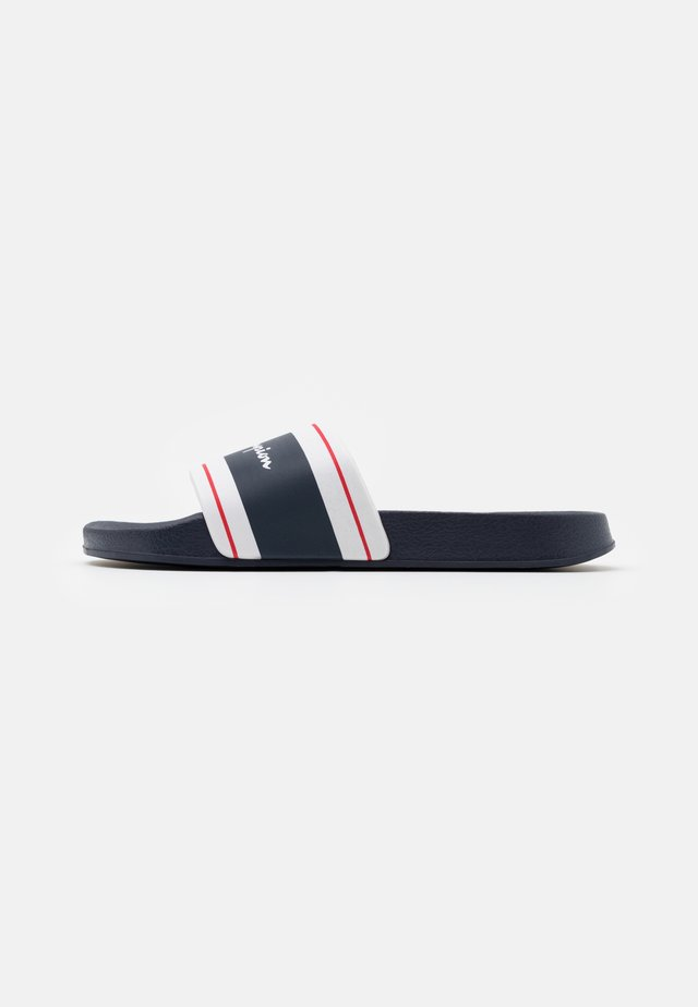 CLEARWATER - Badslippers - new navy
