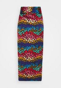 Never Fully Dressed Tall - LEOPARD JASPRE SKIRT - Pencil skirt - multi-coloured - 1