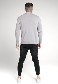 SIKSILK - CREW - Jumper - light grey - 2