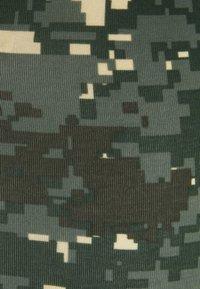Björn Borg - DIGITAL WOODLAND SAMMY 2 PACK - Underkläder - duck green - 5