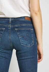 AG Jeans - ANKLE - Jeans Skinny Fit - blue denim - 6