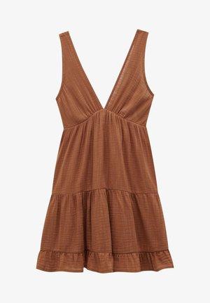 Vestito estivo - brown