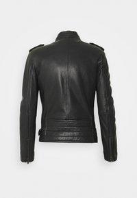 Serge Pariente - FRESH - Leather jacket - black - 1