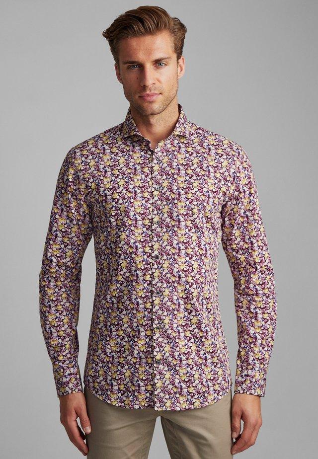 LIMONCELLO - Overhemd - bordeaux