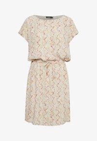 Soaked in Luxury - SL LAVADA - Sukienka letnia - whisper white splash print - 4
