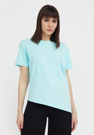 Basic T-shirt - turquois