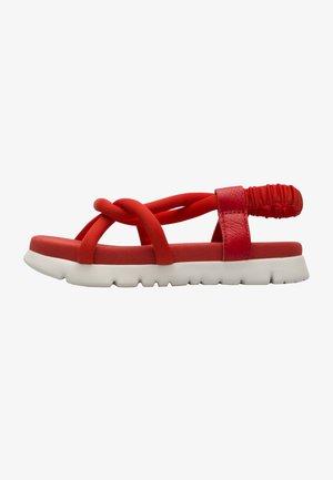 ORUGA - Sandały - rot