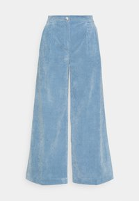 ANNIE PANTS - Trousers - faded denim