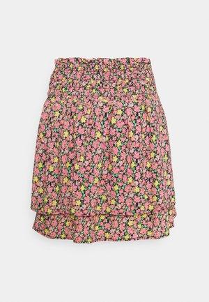 VMELLIE SHORT SKIRT - Mini skirt - geranium pink