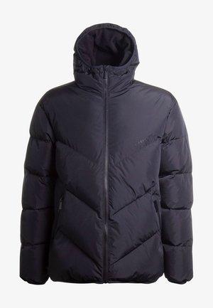 DUNS PUFFER - Winter jacket - black