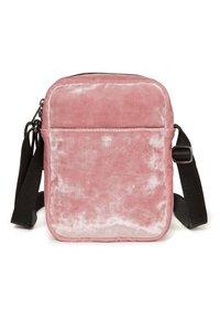 Eastpak - PINK CRUSHED - Axelremsväska - pink crushed - 1