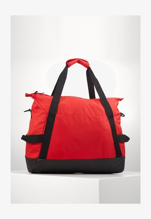 TEAM DUFF - Bolsa de deporte - university red/black/white