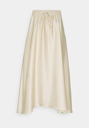 A-Line - A-line skirt - beige